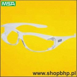 Okulary ochronne OVERG, przezroczyste. TuffStuff