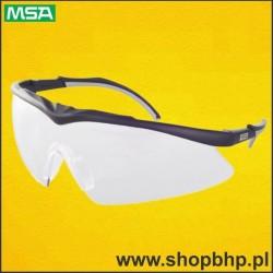 Okulary ochronne TECTOR, powłoka OptiRock, UV400 (w komplecie pokrowiec + sznureczek)