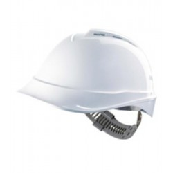 Hełm przemysłowy V-Gard 200 więźba Push-Key