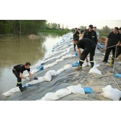 Worek przeciwpowodziowy na piasek 50 x 80 gramatura 44 - do 1000 szt
