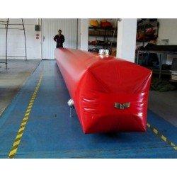 Zapora przeciwpowodziowa z PCV - 40 cm /10 metrów