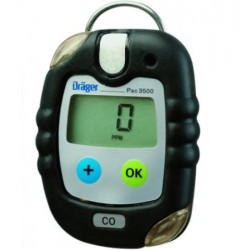 Detektor gazowy Dräger Pac 3500 CO (0-500 ppm)