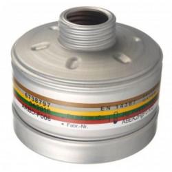 Filtropochłaniacz gazowy Dräger 1140 A2B2E2K2 Hg P3 R D