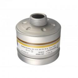 Filtrochłaniacz gazowy Dräger 1140 A2B2E2K2 Hg NO CO 20 P3 R
