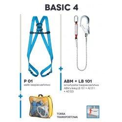 Zestaw asekuracyjny BASIC 4