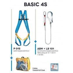 Zestaw asekuracyjny BASIC 4S