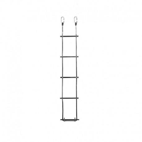 Drabina linowa wąska - poliestrowa Protekt DL 013C