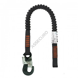 Elastyczna taśma bezpieczeństwa 140cm + AJ561