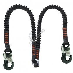 Podwójna elastyczna taśma bezpieczeństwa 150cm , 2x AJ561