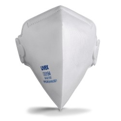 Półmaska filtrująca Uvex silv-Air c 3100 FFP1, 8733.100 / 30szt