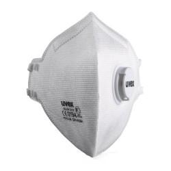 Półmaska filtrująca uvex silv-Air c 3310 FFP3, 8733.310