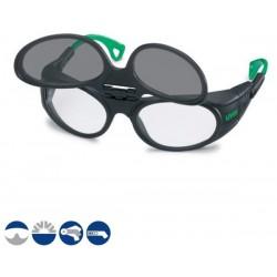 Okulary spawalnicze uvex 9104