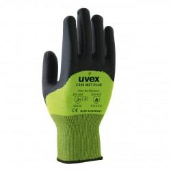 Rękawice ochronne przed przecięciem C500 WET plus 60496 - wiązka 100 par