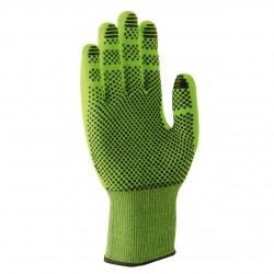 Rękawice ochronne przed przecięciem UVEX C500 DRY nakrapiane 60499 - wiązka 100 par