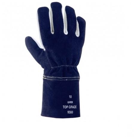 Rękawice skórzane TOP GRADE 9300 UVEX 60289 - Wiązka 10par