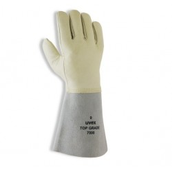 Rękawice skórzane TOP GRADE 7000 UVEX 60287 Wiązka 10par