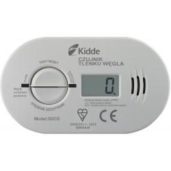 5DCO Czujnik tlenku węgla - czadu z wyświetlaczem LCD (baterie w komplecie) KID-5DCO KIDDE