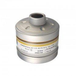 Filtr kombinowany Dräger 1140 A2B2E2K2 Hg NO CO 20 P3 R D (nr 6738814 )