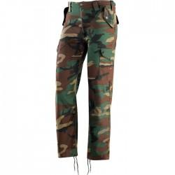 Spodnie moro z wieloma kieszeniami Greenbay 437046