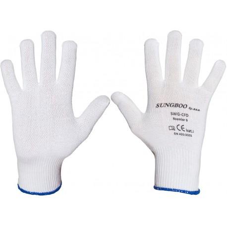 Rękawice SWG-CFD białe