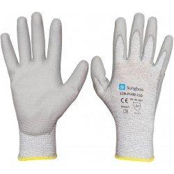 Rękawice 11N-PU08 ESD