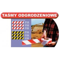 TAŚMA BIAŁO-CZERW TBC-500