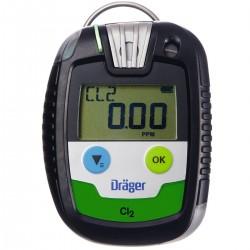 Przenośny miernik gazów DRAGER Pac 8000 - Cl2