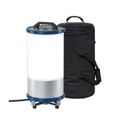 Oświetlenie pola akcji PowerTube II moc 9 500 (rozmiar S) 230V