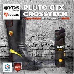 Buty strażackie YDS PLUTO GTX wciągane CROSSTECH®