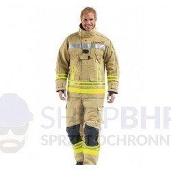 FIRE MAX 3 PIASKOWY PBI MATRIX ROSENBAUER UBRANIE SPECJALNE BOJOWE STRAŻACKIE