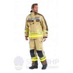 FIRE MAX 3 ZŁOTY NOMEX TOUCH ROSENBAUER UBRANIE SPECJALNE BOJOWE STRAŻACKIE