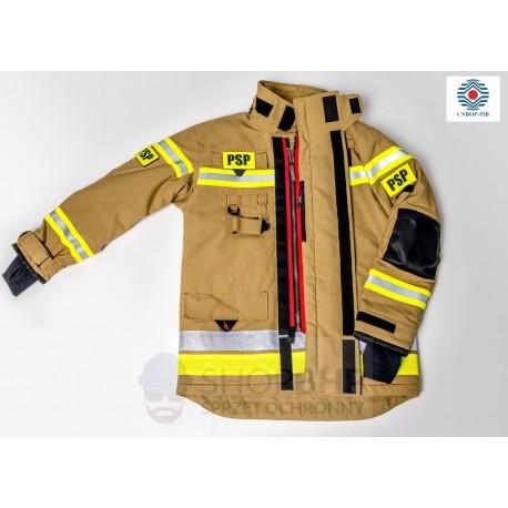 Ubranie specjalne Polen Basic GOLD 3 częściowe (kurtka lekka, kurtka i spodnie ciężkie) CNBOP OPZ