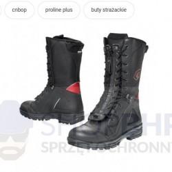 Obuwie bojowe TORNADO NEW z membr. SYMPATEX, EN 15090:2012 F2A HI3 CI AN SRC Rosenbauer