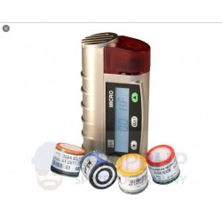 Detektor 1-gazowy GfG Micro IV O2, 0-25% obj