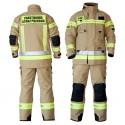 Umundurowanie bojowe i techniczne strażaka